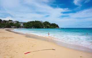 Какой самый лучший пляж на Пхукете