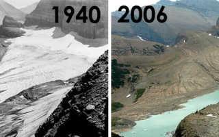 Какие последствия может иметь глобальное потепление