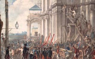 Почему Екатерине Второй удалось легко захватить власть