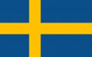 Где находится страна Швеция