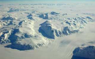 На каком полюсе холоднее северном или южном