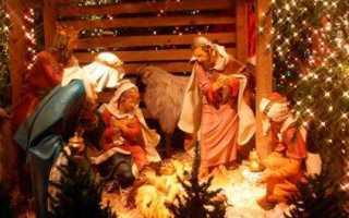 Ходят ли на рождество на кладбище