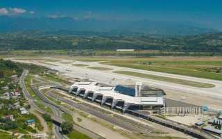 Как добраться из аэропорта в Сочи