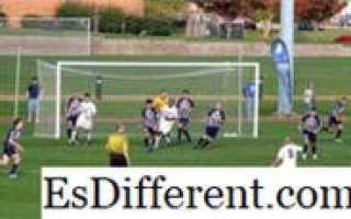 В чем разница между Soccer и Football