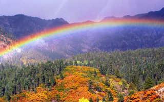 Что означает видеть во сне радугу