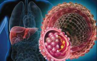 Через сколько проявляется гепатит С после заражения