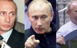 Сколько у Путина двойников