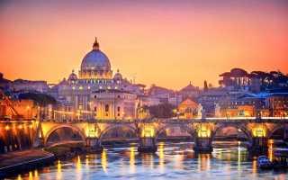 Какие самые красивые города Европы