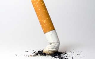 В каких местах по закону можно курить