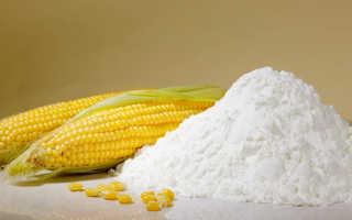 Какой крахмал лучше картофельный или кукурузный