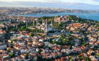 Как добраться из Батуми в Стамбул