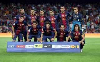 Как можно назвать футбольную команду