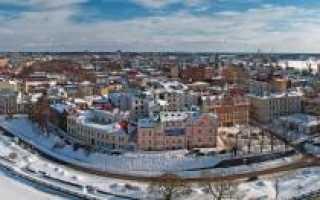 Какие города находятся рядом с Санкт Петербургом