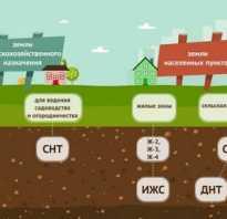 Как перевести ЛПХ в ИЖС