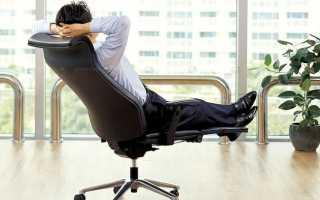 Как выбрать кресло руководителя
