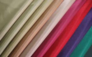 Какими свойствами обладают смесовые ткани