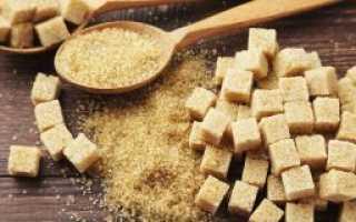 Чем коричневый сахар отличается от обычного