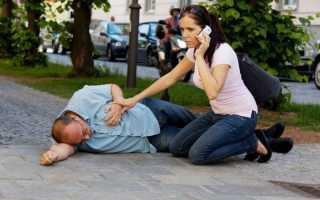 Что чувствует человек когда падает в обморок