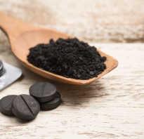 Как пить активированный уголь для похудения
