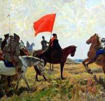Почему большевики победили в гражданской войне
