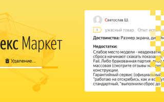 Как удалить магазин из Яндекс Маркета