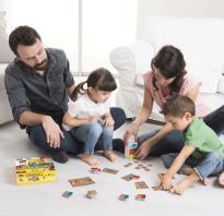 Какие есть настольные игры для всей семьи