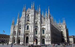 Что такое готический стиль в архитектуре