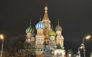 Почему Покровский собор называют Храмом Василия Блаженного