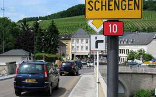 Что запрещено ввозить в шенгенскую зону