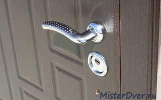 Как открыть межкомнатную дверь если она захлопнулась