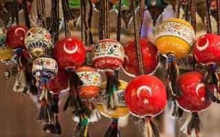 Что везут из Турции туристы