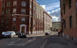 Где находится шведский переулок в Москве