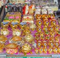 Что можно купить в Тайланде