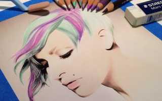 Как научиться рисовать в стиле гиперреализм