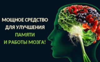 Какие препараты улучшают память и работу мозга
