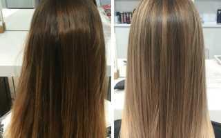 Чем тонировать волосы после мелирования
