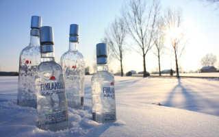 Почему замерзает водка в морозильнике