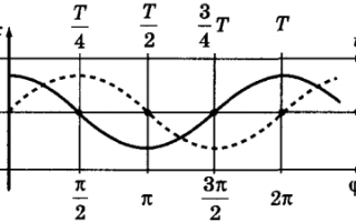 Что такое фаза колебаний в физике