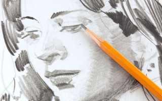 Как начинающему нарисовать человека