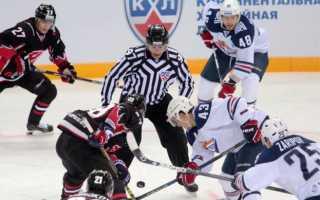 Как стать хоккейным судьей в России
