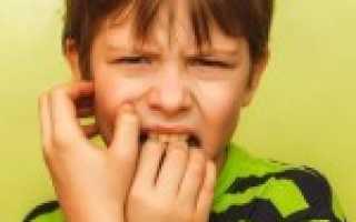 Как проявляются неврозы у детей
