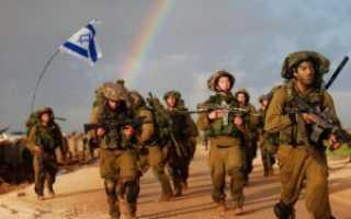 Какой призывной возраст в Израиле