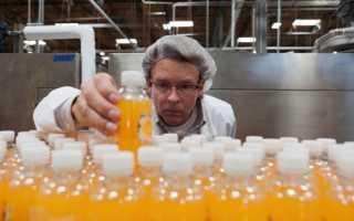 Какая зарплата у технолога пищевой промышленности