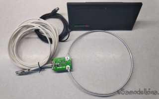 Как самому сделать антенну для цифрового ТВ