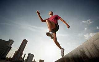 Как научиться высоко прыгать