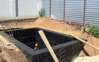 Как просушить погреб в гараже