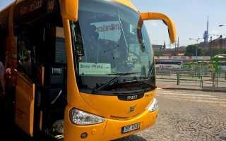 Как добраться от Праги до Брно