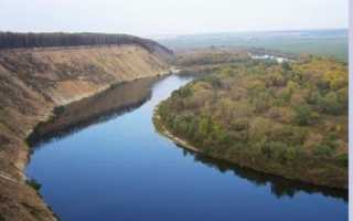 Какие реки относятся к бассейну внутреннего стока