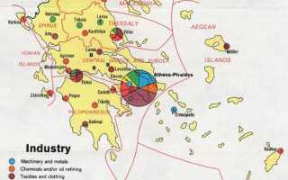 Какие товары производили в Древней Греции