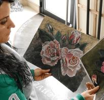 Как пользоваться акриловыми красками для рисования